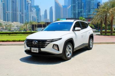 Hyundai Tucson Price in Ajman - Crossover Hire Ajman - Hyundai Rentals