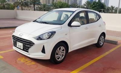 Rent Hyundai i10 2021