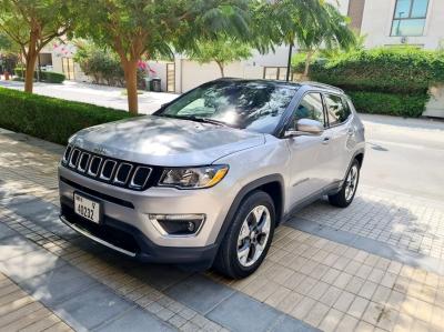Jeep Compass Price in Dubai - SUV Hire Dubai - Jeep Rentals