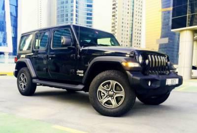 Jeep Wrangler Price in Dubai - SUV Hire Dubai - Jeep Rentals
