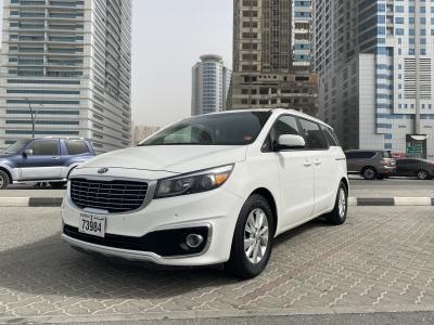 Kia Carnival Price in Sharjah - Van Hire Sharjah - Kia Rentals