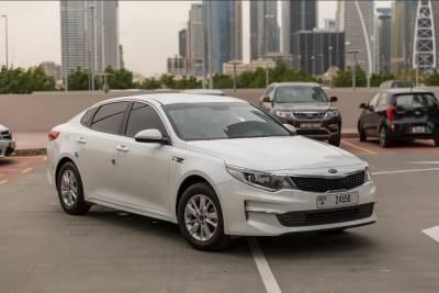 Kia Optima Price in Dubai - Sedan Hire Dubai - Kia Rentals