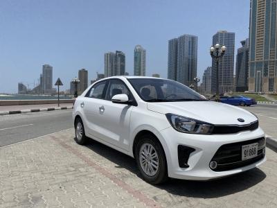Kia Pegas Price in Sharjah - Sedan Hire Sharjah - Kia Rentals