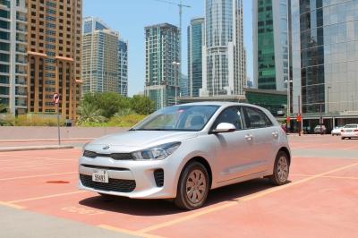 Kia Rio Price in Dubai - Compact Hire Dubai - Kia Rentals