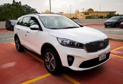 Kia Sorento Price in Dubai - SUV Hire Dubai - Kia Rentals