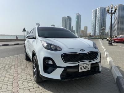 Kia Sportage Price in Sharjah - Crossover Hire Sharjah - Kia Rentals