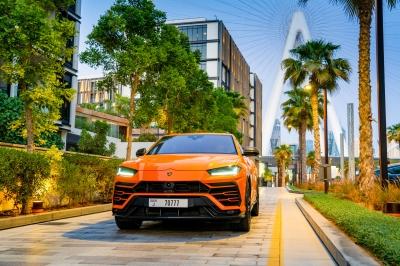 Rent Lamborghini Urus 2020