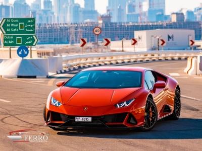 Lamborghini Huracan Evo Price in Dubai - Sports Car Hire Dubai - Lamborghini Rentals
