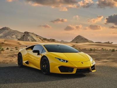Lamborghini Huracan Price in Abu Dhabi - Sports Car Hire Abu Dhabi - Lamborghini Rentals
