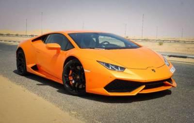 Lamborghini Huracan Coupe Price in Dubai - Sports Car Hire Dubai - Lamborghini Rentals