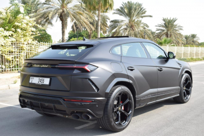 Lamborghini Urus Price in Dubai - SUV Hire Dubai - Lamborghini Rentals