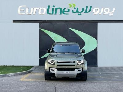 Land Rover Defender Price in Sharjah - SUV Hire Sharjah - Land Rover Rentals