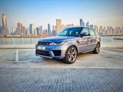 Land Rover Range Rover Sport SE Price in Dubai - SUV Hire Dubai - Land Rover Rentals
