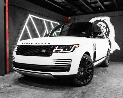 Rent Land Rover Range Rover Vogue Autobiography 2020