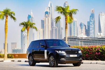 Rent Land Rover Range Rover Vogue Autobiography 2017