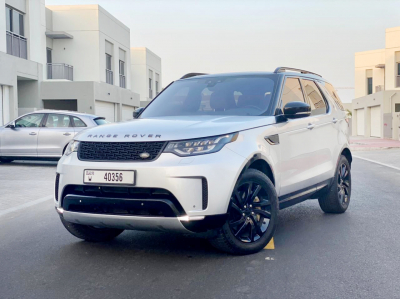 Land Rover Range Rover Discovery HSE Price in Dubai - SUV Hire Dubai - Land Rover Rentals