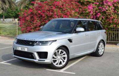 Land Rover Range Rover Sport Price in Sharjah - SUV Hire Sharjah - Land Rover Rentals