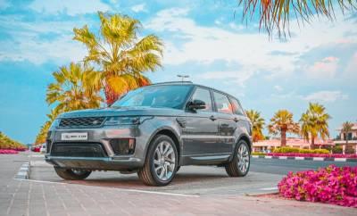 Land Rover Range Rover Sport Dynamic Price in Dubai - SUV Hire Dubai - Land Rover Rentals