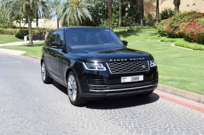 Land Rover Range Rover Vogue Price in Sharjah - SUV Hire Sharjah - Land Rover Rentals