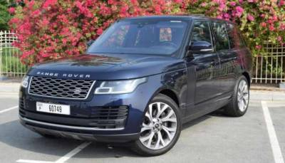 Land Rover Range Rover Vogue Price in Abu Dhabi - SUV Hire Abu Dhabi - Land Rover Rentals