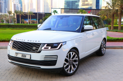 Land Rover Range Rover Vogue Price in Dubai - SUV Hire Dubai - Land Rover Rentals
