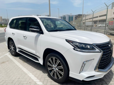 Lexus LX570 Price in Dubai - SUV Hire Dubai - Lexus Rentals