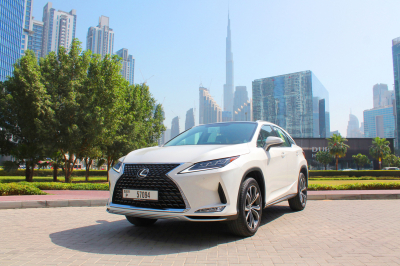 Lexus RX Series Price in Dubai - SUV Hire Dubai - Lexus Rentals