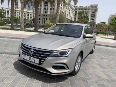 MG 5 Price in Ajman - Sedan Hire Ajman - MG Rentals