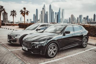 Maserati Levante Price in Sharjah - SUV Hire Sharjah - Maserati Rentals