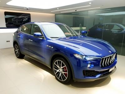 Maserati Levante S Price in Dubai - SUV Hire Dubai - Maserati Rentals