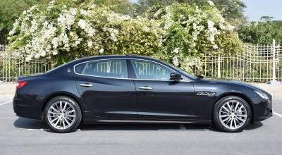 Maserati Quattroporte S Price in Abu Dhabi - Sports Car Hire Abu Dhabi - Maserati Rentals