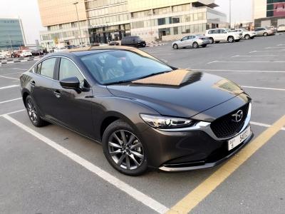 Mazda 6 Price in Dubai - Sedan Hire Dubai - Mazda Rentals