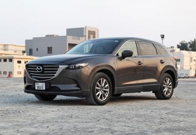Mazda CX-9 Price in Dubai - SUV Hire Dubai - Mazda Rentals
