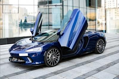 Rent McLaren GT 2020