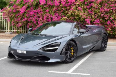 McLaren 720S Price in Dubai - Sports Car Hire Dubai - McLaren Rentals