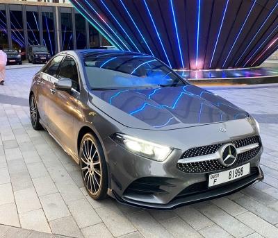 Mercedes Benz A250 Price in Dubai - Compact Hire Dubai - Mercedes Benz Rentals