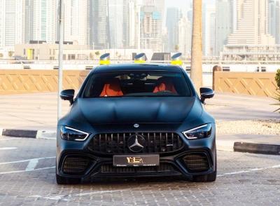 Mercedes Benz AMG GT 63S Price in Dubai - Luxury Car Hire Dubai - Mercedes Benz Rentals