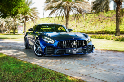 Rent Mercedes Benz AMG GTR 2019