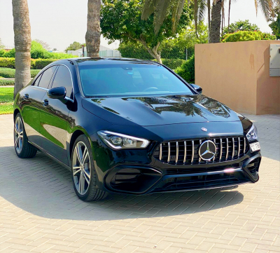 Mercedes Benz CLA-Class Price in Dubai - Luxury Car Hire Dubai - Mercedes Benz Rentals