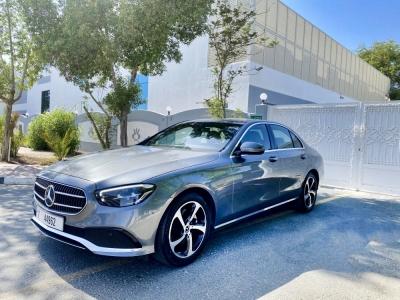 Rent Mercedes Benz E200 2021