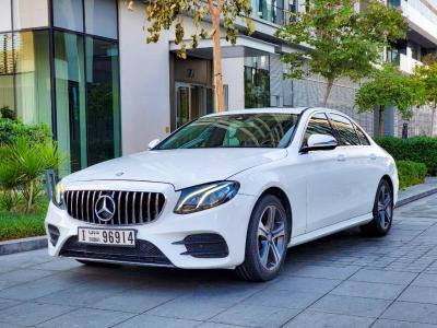 Rent Mercedes Benz E300 2018