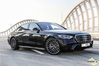 Mercedes Benz S500 Price in Abu Dhabi - Luxury Car Hire Abu Dhabi - Mercedes Benz Rentals