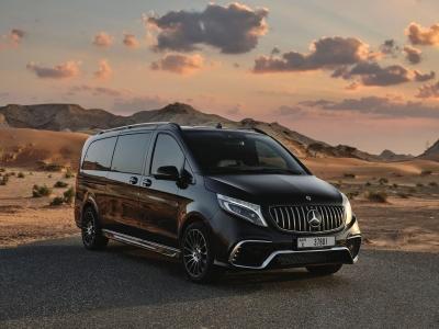 Rent Mercedes Benz V-Class VIP 2022