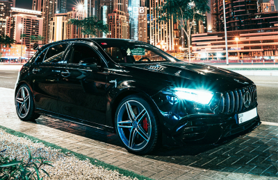 Mercedes Benz AMG A45 Price in Dubai - Luxury Car Hire Dubai - Mercedes Benz Rentals