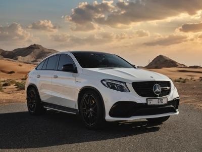 Mercedes Benz AMG GLE 63 Coupe Price in Dubai - SUV Hire Dubai - Mercedes Benz Rentals