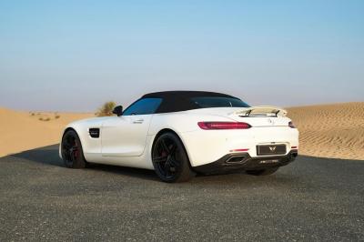 Mercedes Benz AMG GT Convertible  Price in Dubai - Sports Car Hire Dubai - Mercedes Benz Rentals