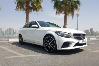 Mercedes Benz C300 Price in Dubai - Luxury Car Hire Dubai - Mercedes Benz Rentals