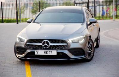 Mercedes Benz CLA 220 Price in Dubai - Sedan Hire Dubai - Mercedes Benz Rentals