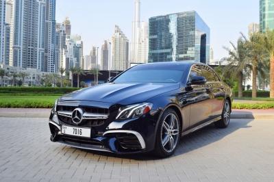 Mercedes Benz E43 V8 Price in Dubai - Luxury Car Hire Dubai - Mercedes Benz Rentals