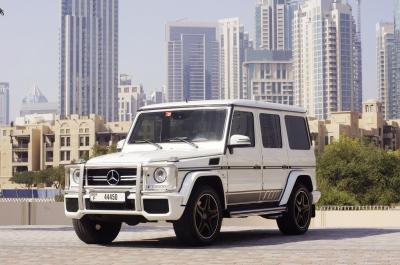 Mercedes Benz AMG G63 Price in Dubai - SUV Hire Dubai - Mercedes Benz Rentals